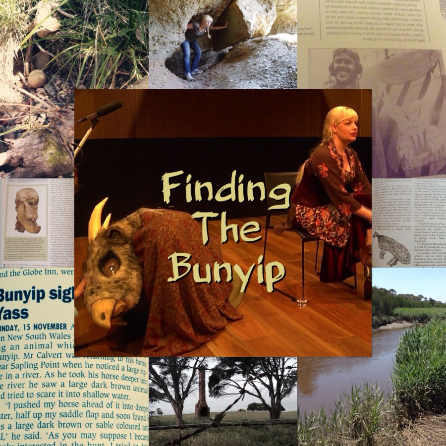 Finding the Bunyip